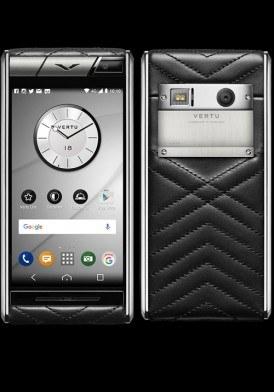Vertu Aster Quilt Black Mới 100% Fullbox