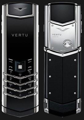 Vertu Signature S Platin Diamond Mới 100% Fullbox