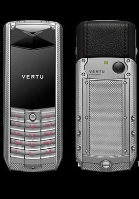 Vertu Ascent X Titan Black Đã Sử Dụng
