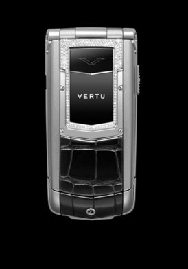 Vertu Constellation Ayxta Diamonds Black Alligator Mới 100% Fullbox