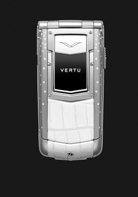 Vertu Constellation Ayxta Pure White Diamond Rain Mới 100% Fullbox