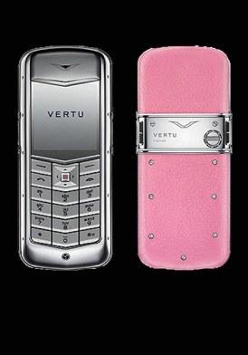 Vertu Constellation Pink Đã Sử Dụng