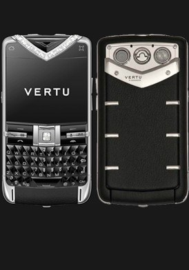Vertu Constellation Quest Diamond Trim Alligator Đã Sử Dụng