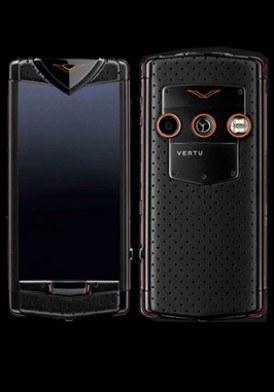 Vertu Constellation T Black Neon Orange Mới 100% Fullbox