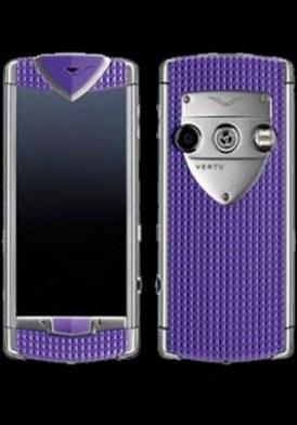 Vertu Constellation T Smile Coral Purple Mới 100% Fullbox