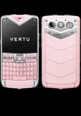 Vertu Quest Pink