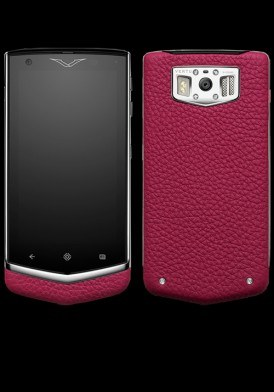Vertu Extraordinary Raspberry mới 100% Fullbox