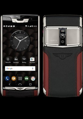 Vertu New Signature Touch for Bentley mới 100% fullbox
