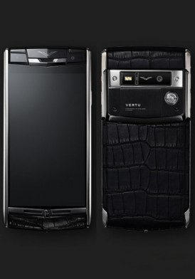 Vertu Signature Touch Jet Alligator Mới 100% Fullbox