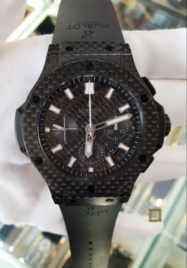 Hublot Big Bang All Carbon 44mm Đã Sử Dụng
