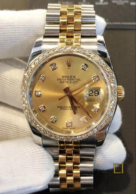 Rolex 116243 36mm