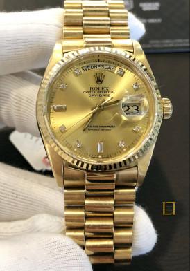 Rolex 18038 36mm Đã Sử Dụng