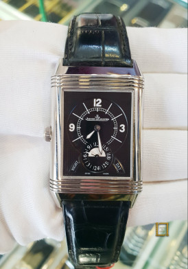 Jaeger-LeCoultre Reverso Classic Medium Duoface Small Second
