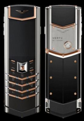 Vertu Signature S Rose Gold Mixed Metal 95%