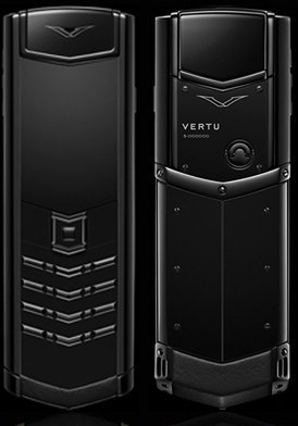 Vertu Signature S Ultimate Black 95%