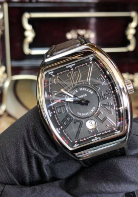Franck Muller Vanguard V41 Space Gray New 100%