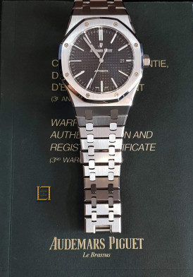 Audermars Piguet Royal Oak Automatic 41mm Like New Full Box