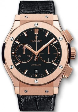 Hublot Classic Fusion Chronograph King Gold 42mm Mới 100%