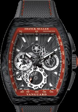 FRANCK MULLER VANGUARD GRANDE DATE 44 X 53.7