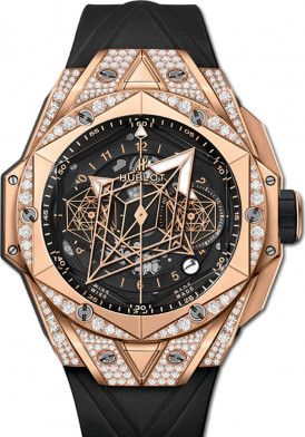 HUBLOT BIG BANG 418.OX.1108.RX.1604.MXM20 SANG BLEU II 45