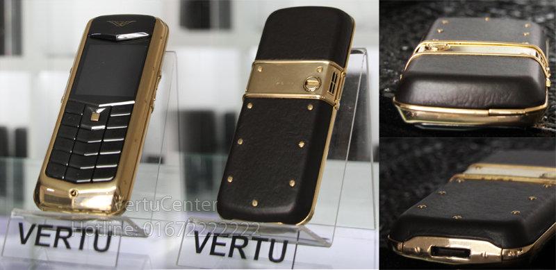 Vertu Constellation Gold